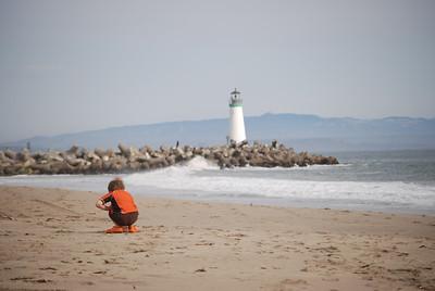 Seabright Beach: 9/08
