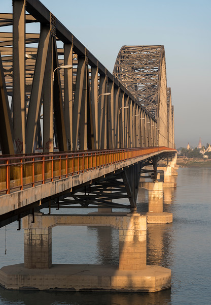 Irrawaddy Bridge, Mandalay