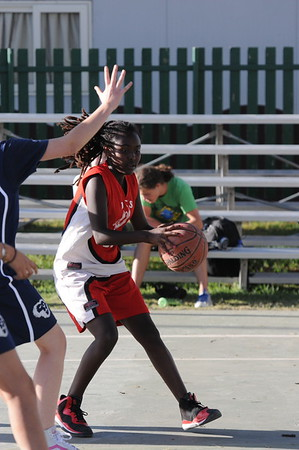 U19 Girls Basketball