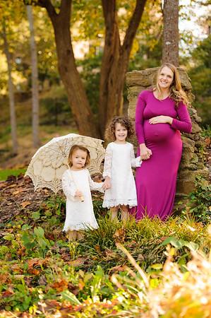 Lindsay's Maternity Portraits