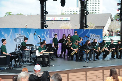 Grafton Middle School Jazz Band