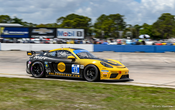 SuperSebring 2019- IMSA Michelin Pilot Challenge