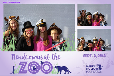 Happy Hollow's Rendezvous at the Zoo