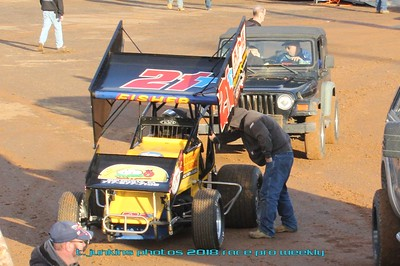 Yellow Breeches 500 @ Williams Grove/3-30-18/T Junkins Photos