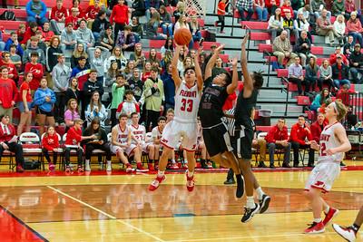 Boys Varsity Basketball - 2/4/2020 Big Rapids