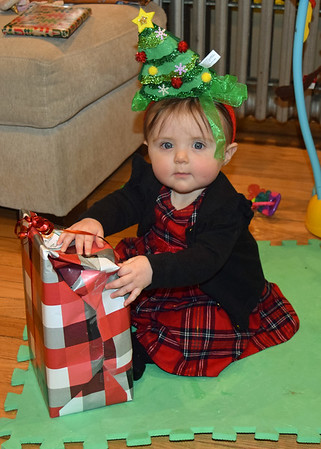 ALICE'S FIRST CHRISTMAS DAY
