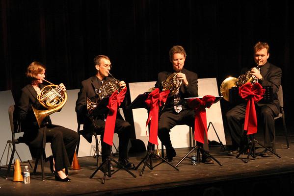Quadre Concert Dec 11, 2007