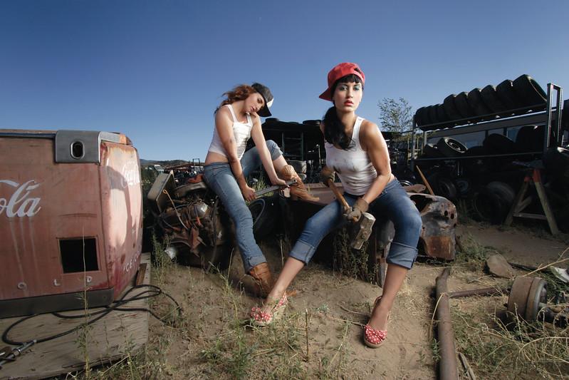 Nicki & Sarah