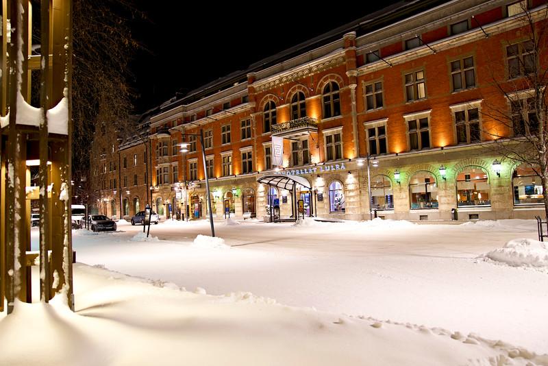 Hotel in Lulea Sweden