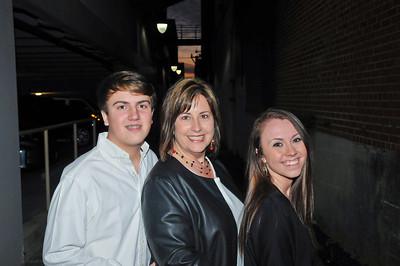 Katrina, Rachel Kate and Joseph Christmas 12/15/2013