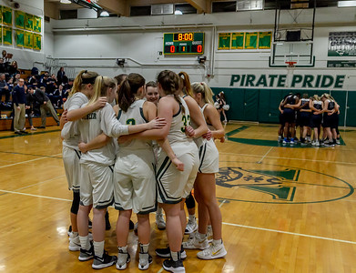 Girls Varsity Basketball v Cascade Christian 01/15/2019
