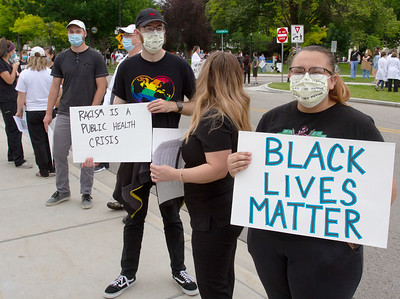 Idaho Health Care for Black Lives Rally 6.20.2020