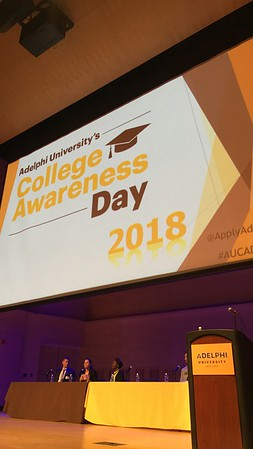 College Awareness Day Spring 2018