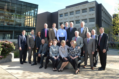 October 2014 Dean's Advisory Council Group Photo
