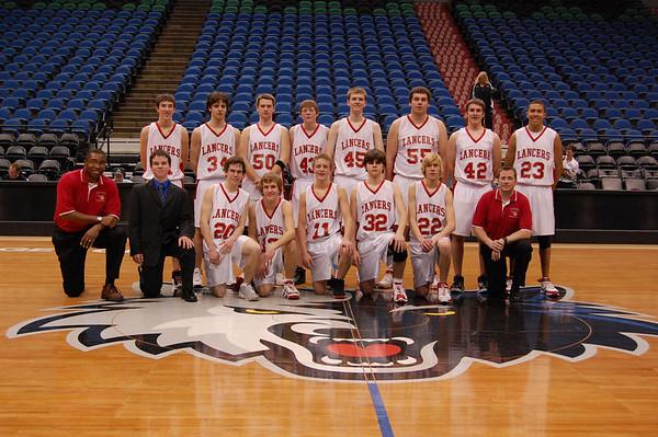 Target Center Basketball