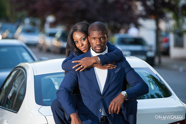 London eSession // Ife and Timi