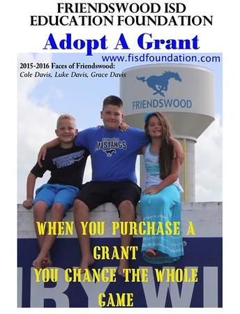 FEF Adopt a Grant Program