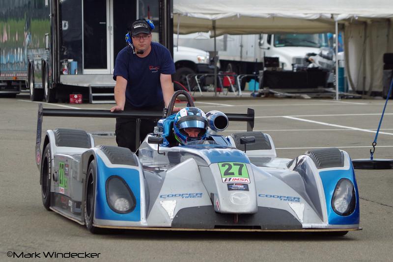 Performance Tech Motorsports Craig Duerson