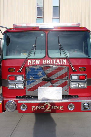 Apparatus Shoot - New Arrivals E1, E2, E5, New Britain, CT - 11/14/18