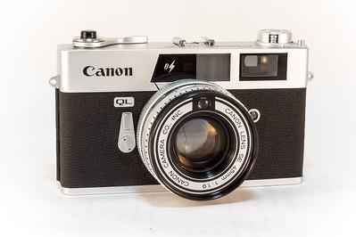Canonet QL19E, 1965