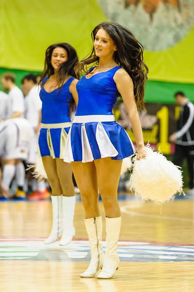Cheerleading of BCMU Pitesti