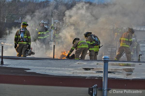 12-19-2012 Westwood, NJ 3rd Alarm: 123 Woodland Avenue