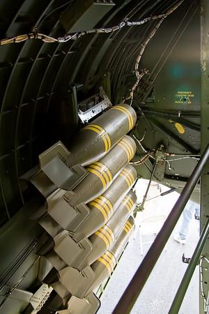 Aluminum Overcast B-17 - September 2007