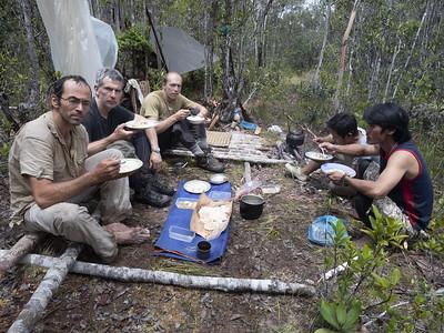 Ba Lai jungle trip