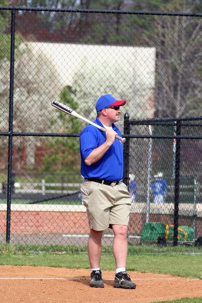 FUMA Jr. Prep Baseball Vs. Collegiate