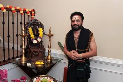 Venkat Swami house Ayyappa Pooja-Nov 24-2019
