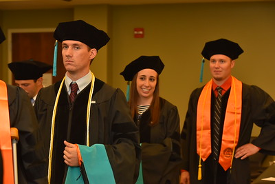 2015 Physical Therapy Hooding