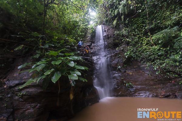 Madadamian Waterfalls