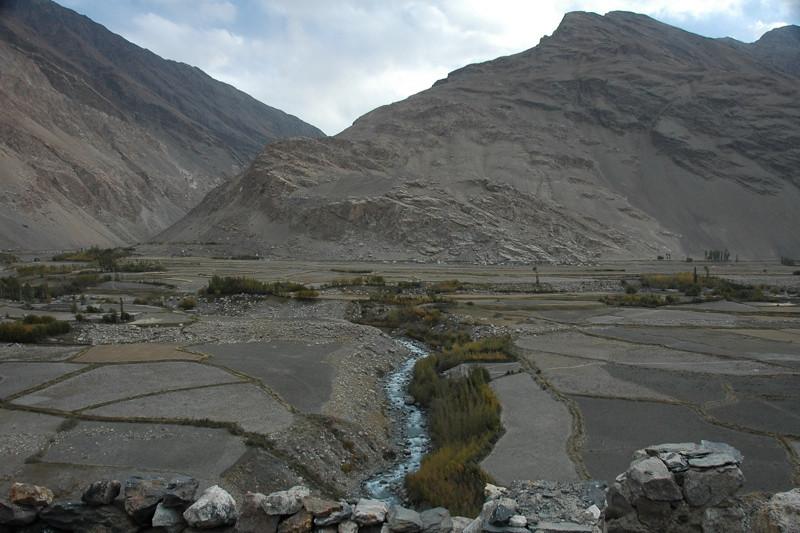 Glimpse into Afghanistan - Pamir Mountains, Tajikistan