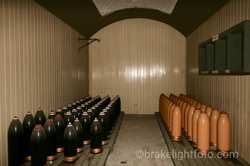 Munitions Storage