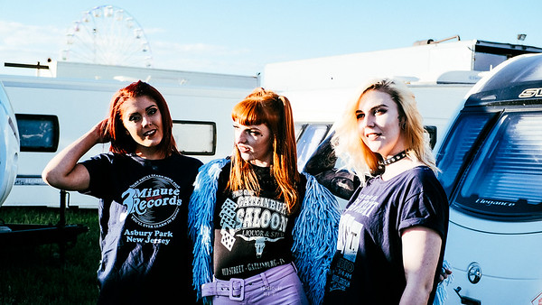 Bathroom Wall T-shirts - The Hoppings