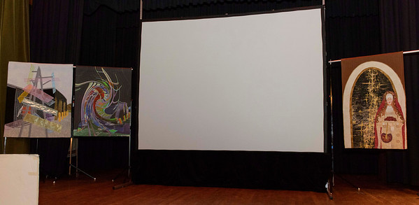 Sonja Campbell Empty Spools 2014 Artist In Residence Keynote