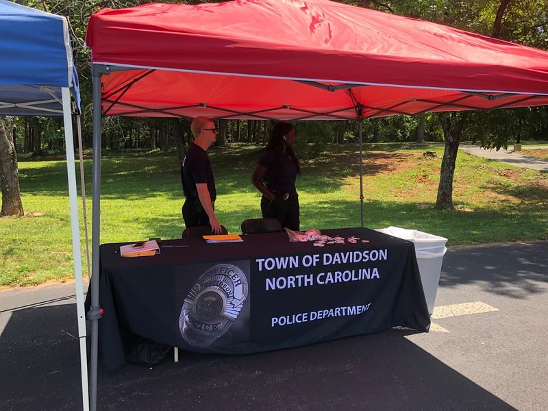 Davidson Police Department photo