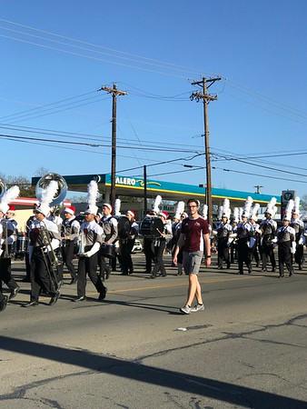 BCS Christmas Parade 12-2-18