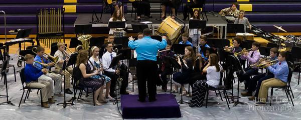CCS Spring Concert: 6th Grade Band
