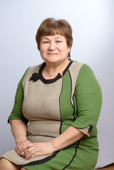 Медицинский работник Янина Мария Ивановна