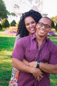 Amanda & Nathanael's Engagement