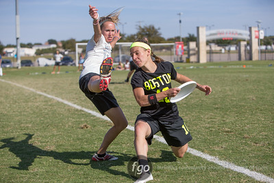 10-3-15 USAU Nationals - Day 3 Boulder Molly Brown v Boston Brute Squad