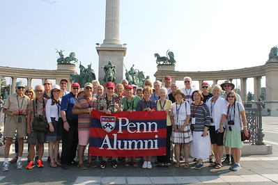 Penn Alumni Travel: Grand Danube Passage 2015