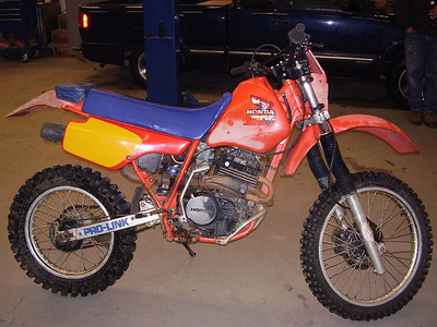 Honda XR350R