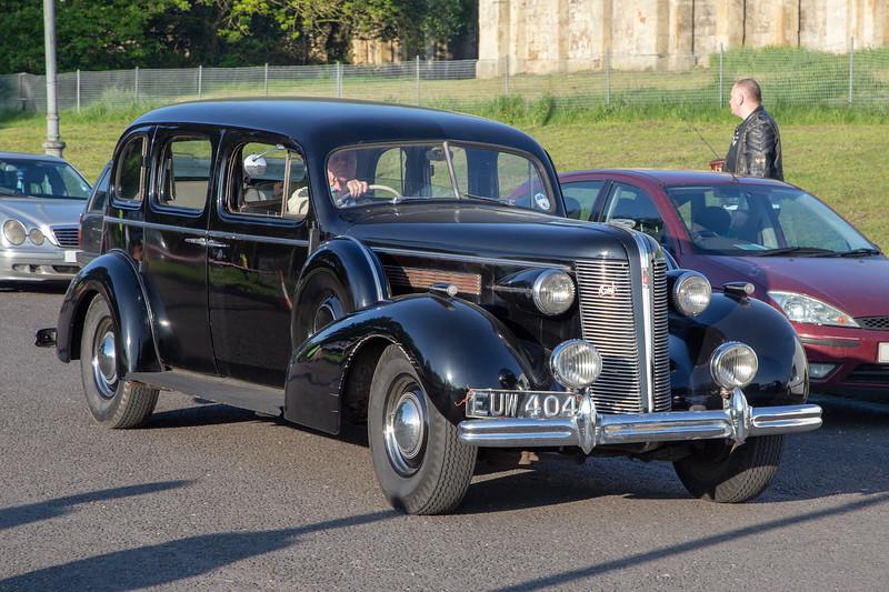 EUW404 1938 Buick