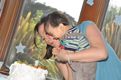 Brennyn's 1st Birthday Party 3.20.2010
