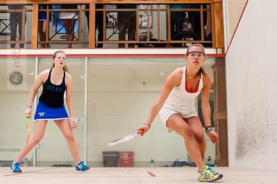 2014-01-18 Caroline Pelham (Colby) and Kelsey Bogle (Hamilton)