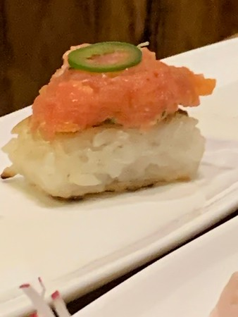 2019.12.12 Lunch at Katsuya