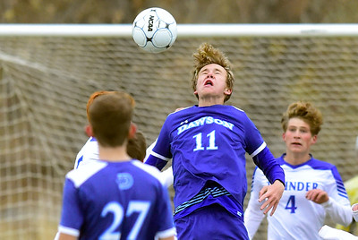 Photos: Dawson vs Denver Christian Boys CHSAA Soccer