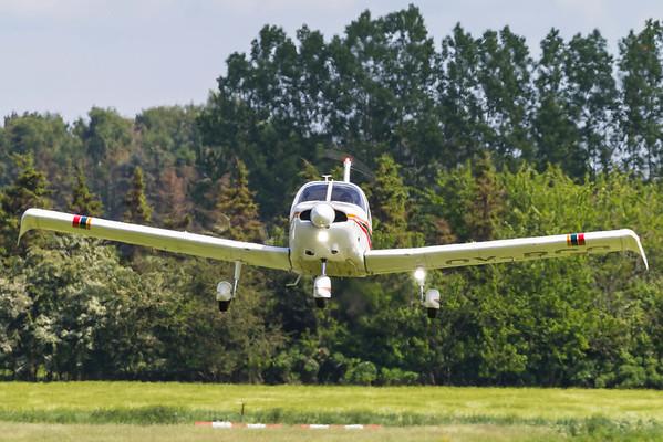 OY-BCA - Piper PA-28-180 Cherokee C